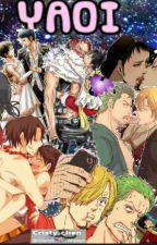One Shot- One Piece Yaoi by CristyPotterAlways