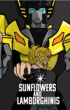 Sunflowers and Lamborghinis by CodeNameBLOOD