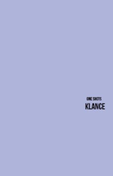 klance // one shots
