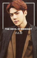 The Devil In Midnight   Oh Sehun by SEXYSEHUN