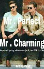 Mr.Perfect VS Mr.Charming by kamaliazni