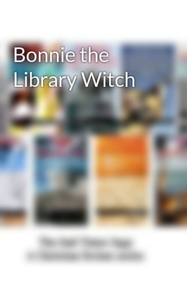Bonnie the Library Witch by cliffball