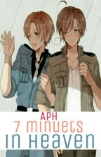 || APH || 7 minuets in Heaven  by English_Bunny