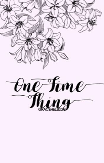 One Time Thing • Matthew Daddario {DISCONTINUED}