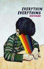 everythin, everything  chanbaek by zentommo
