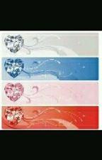 cuatro corazones de la verdad by NekoCrystal19