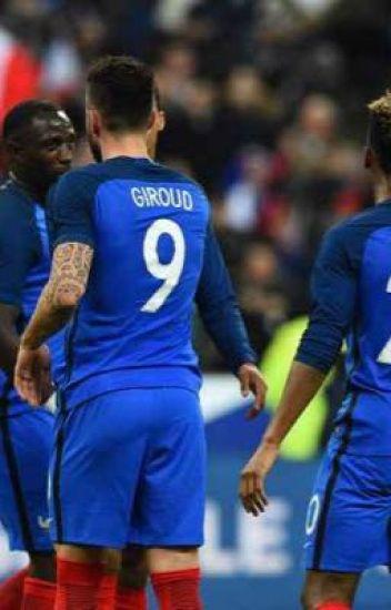 G.G [Griezmann/Giroud]