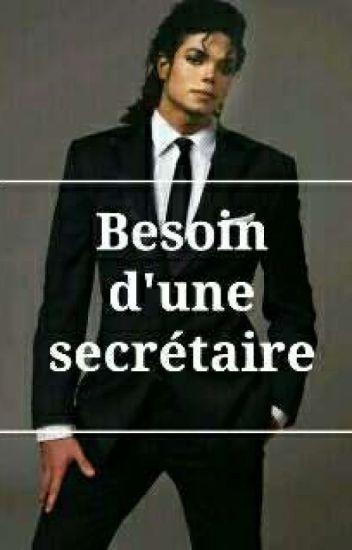 Besoin d'une secrétaire