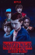 Stranger Things Season 2 by HeyImShootingStar