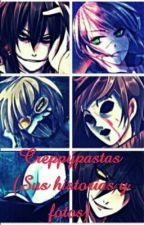 Creppypastas by LCdCeramica