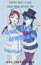 【ラブライブ!】[Love Live!] x [Reader] by Otaku_GamingZX
