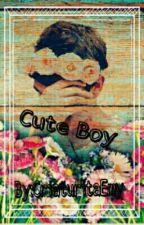 Cute Boy ↪Rubelangel↩ +18 by CriaturitaEmy