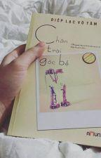 CHÂN TRỜI GÓC BỂ (DIỆP LẠC VÔ TÂM)***Ninh Hiệp-Anna Hoang*** by ninh_hiep_99
