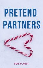 Pretend Partners #Wattys2017 by MaryFahey
