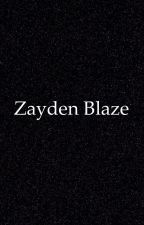 Zayden Blaze by beastpunch