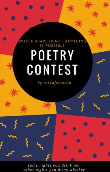 "Poetry Contest ""Ongoing"" #OpenYourHeart"