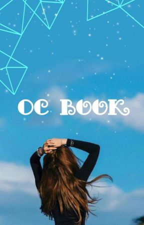 OC  Book (With Few Aesthetics) by FutureWriterLA