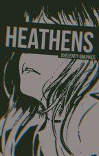 Heathens × Graphics Tutorials[CLOSE] by xx-scientia