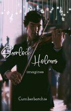 Sherlock Holmes imagines by Cumberbatchie