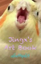Jingx's Art Book by silentdroplets