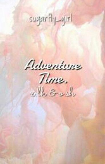 Adventure Time \\HunHan//