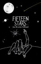 Fifteen stars by JoeBrookeKenned