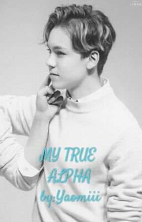 MY TRUE ALPHA (seventeen Vernon) by Yaomiii