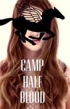Camp Half-Blood (A Percy Jackson Fanfic) by skatiesd
