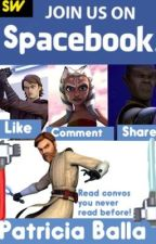 Spacebook (Star Wars humour) by PatriciaftPizza
