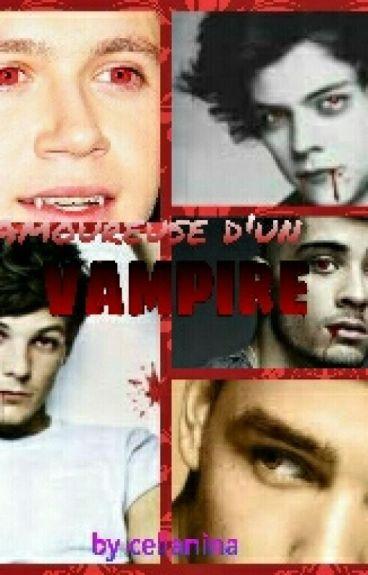 Amoureuse d'un vampire