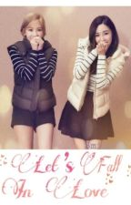 [TAENY] ONESHOT_ Let's Fall In Love by Smile0427