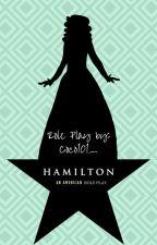 Hamilton role play by Coco_Raquel_Galaxy