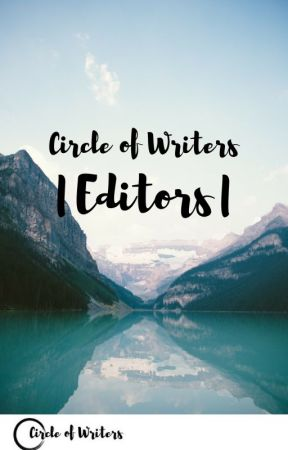 Circle of Writers Editors by CircleofWriters