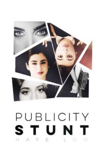 Publicity Stunt ⊸ Lauren Jauregui