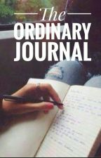 The Ordinary Journal  by wandergirll