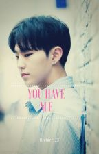 You Have Me [Hoshi Ambw] by bjoiner123