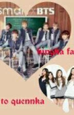 kingka fall in love to quennka (btspink)MALAY by bomi_baekki_suga