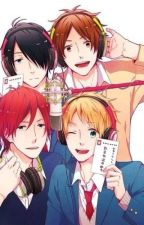 The School Boy Band and Me?! by HikariZen
