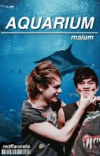 Aquarium; malum (slow updates) by redflannels