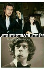 Fanfiction Vs Realtà  by ragazzalata