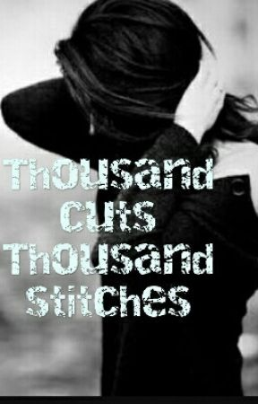 Thousand cuts Thousand stitches by 2505_Anna