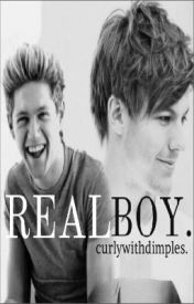 REAL BOY. || nouis by curlywithdimples