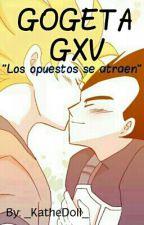 GOGETA GXV   by Lady_cellzer_8