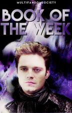 Multifandom | Book of the Week by multifandomsociety