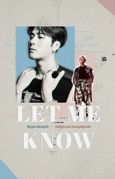 Let Me Know - Markson