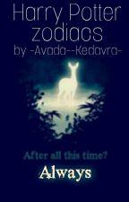| Zodiacs | HP by -Avada--Kedavra-