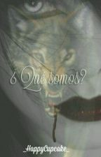 """¿Qué somos?""- Vampire And Werewolf (Zodiacal) by _HappyCupcake_"