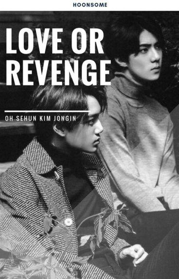 love or revenge ▪ sekai