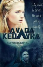 Avada Kedavra ☑ by magical-chocolate