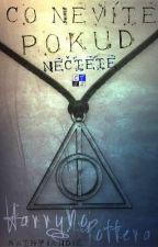 Co nevíte, pokud nečtete Harryho Pottera by KathyJamie